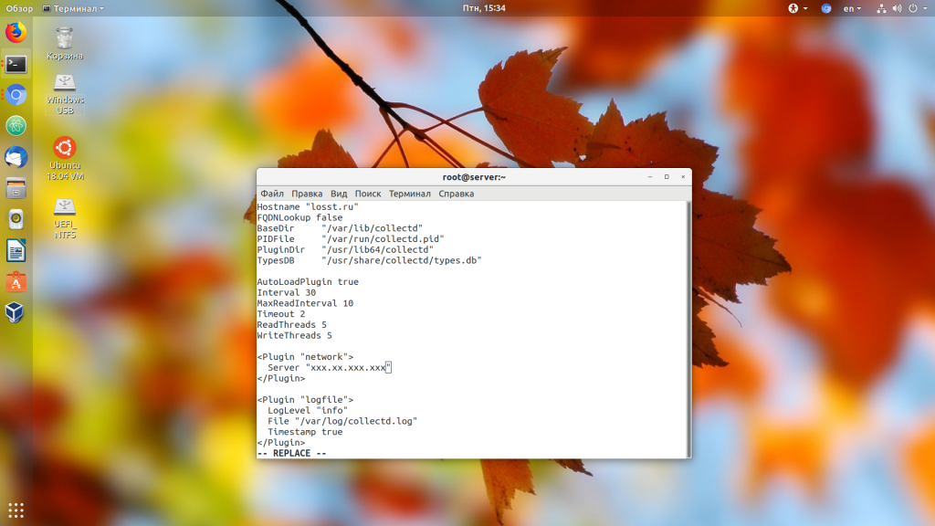 Configure Collectd for beginners | Linux Hub