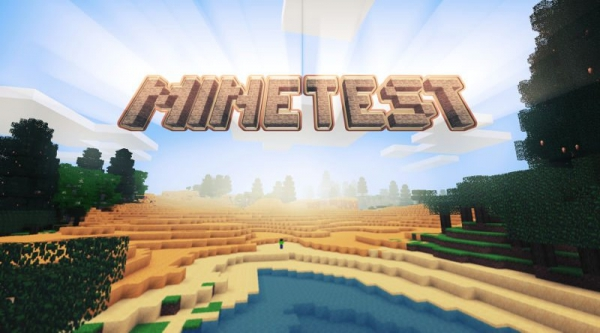 Minetest – a Minecraft clone outdoor