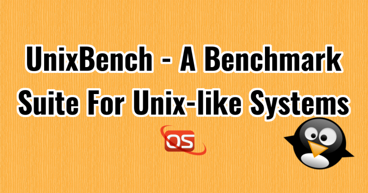 UnixBench (byte-unixbench)