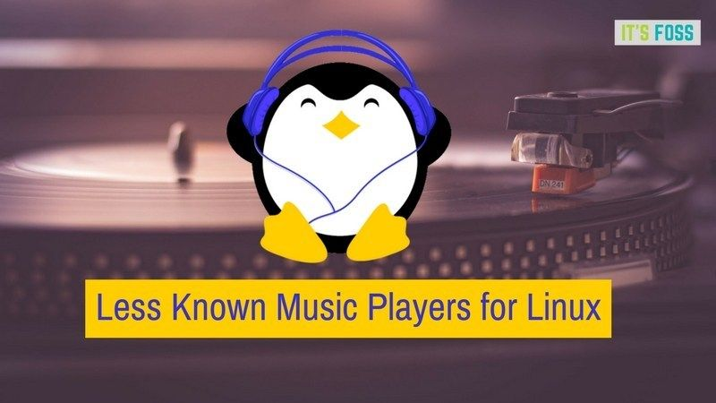 7 Amazing Music Players For Linux